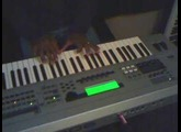 Yamaha MO6 Demo Smooth Jazz Piano By Loranzo Ellis