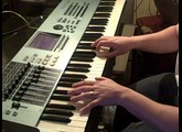 80s Classic Synth Hits Played on a Yamaha Motif XS