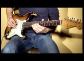 Zoom G3/Fender Stratocaster: Guitar Sounds
