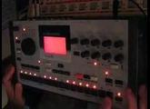 Machinedrum UW live tweaking - IDM in a box!