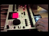 Machinedrum UW + FM Radio = Real Time Sampling