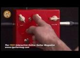 Vox Satchurator Distortion Pedal - Joe Satriani Guitar Pedal Review Guitar Interactive Magazine
