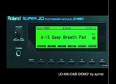 Roland JD-990 Super JD Synthesizer Module