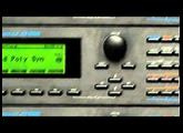 Roland JD-990 demo by Don Solaris
