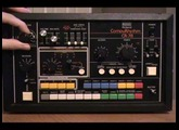 Roland CompuRhythm CR-78 Demo