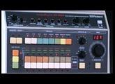 Roland CR8000 Drum Machine Demo