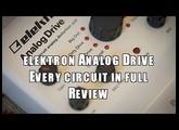 Elektron Analog Drive - Review