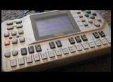 Yamaha QY70 midi sequencer demo (DAW recorded sound)