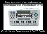 Yamaha QY70 - Top 10 Beats!