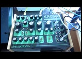 Playing with Dreadbox Erebus