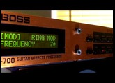 Boss GX-700 Ring Modulator