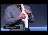 Roland AE-10 Aerophone version 2 00 introduction by Alistair Parnell