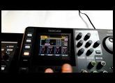 Les effets TASCAM DP32 SD FR