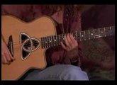 "Luna  Trinity Guitar - ""Atomic Reshuffle"" by Vicki Genfan"