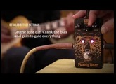KMA Audio Machines - Fuzzly Bear Official Studio Demo