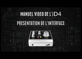 Audient iD4 - Presentation De L'Interface (FR)