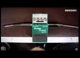 Boss BC-1X Bass Compressor Effektpedal-Review von session