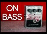 EHX Little Big Muff [Bass Demo]