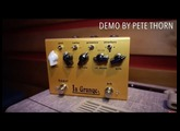 Bogner La Grange overdrive, demo by Pete Thorn