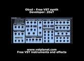 Obxd - Free VST synth - vstplanet.com
