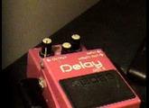 Gear Demo - Boss DM-3 Analog Delay