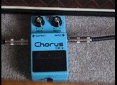 Boss CE-2 Chorus Pedal Demo
