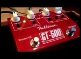 Fulltone GT-500 - Fender Stratocaster