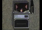 Demo - Hardwire HT-6 Polyphonic Tuner