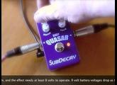 Subdecay: Baby Quasar Phaser (no talk, just play - edit)