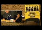 Behringer EQ Pedal EQ700