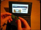 Asus Eee Pc with touch screen