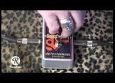Electro Harmonix SATISFACTION FUZZ pedal demo with RnR Relics THUNDERS model guitar