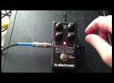 TC Electronic Dark Matter Demo