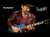 Supro Hampton Guitar Official Demo by Ford Thurston