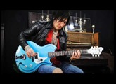 Supro Sahara Guitar Official Demo by Richard Fortus from Guns N' Roses