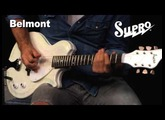 Supro Belmont Guitar Official Demo by Ford Thurston