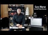 """Supro Jet Airliner Lap Steel Demo #1 """"Blues Shuffle"""" by Gary Morse"""