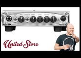 Gallien-Krueger GK MB200 Demo by Dmitry Maximov and United Store.
