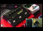 SANSAMP - BASS DRIVER - THE SKINNY - Guitar Pedal Expo 2013