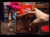 Holy Stain - Film by Michael Leonhart - Distortion/ Reverb/ Pitch/ Tremolo Multi-Effect