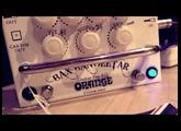 Orange Bax Bangeetar Preamp/EQ, demo by Pete Thorn