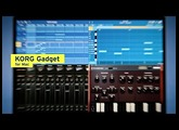 KORG Gadget for Mac | MUSIC PRODUCTION SOFTWARE