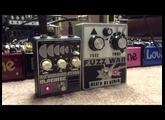 Death by Audio Reverberation Machine with Fuzz War