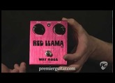 Video Review - Way Huge Red Llama Overdrive MkII