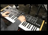 Dave Smith Instruments REV2 (DSI) Sound Demo (no talking)