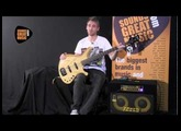 Sounds Great Music Bass Guide Part 2 - Ibanez Grooveline G104 and Mark Bass CMD102P