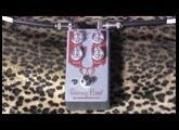 Earthquaker Devices Cloven Hoof fuzz demo with Kingbee Tele