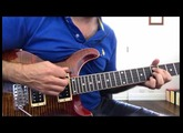 Harley Benton CST-24T Paradise Flame - Jam Time Demo