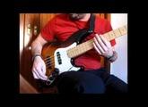 Fender American Deluxe Jazz Bass 2005 Sound Test