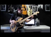 Fender American Deluxe Jazz Bass V - Tower of Power - Bass Cover Fingerstyle